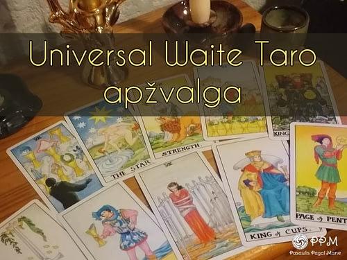 Universal Waite taro apžvalga