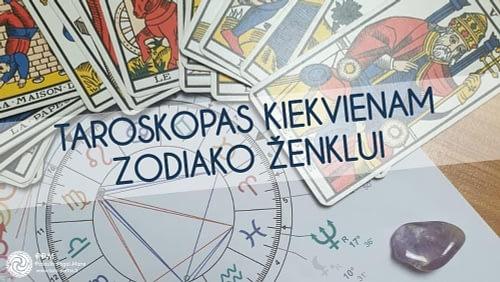 Taroskopai: 2020 metų liepa