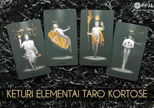 Keturi elementai Taro kortose
